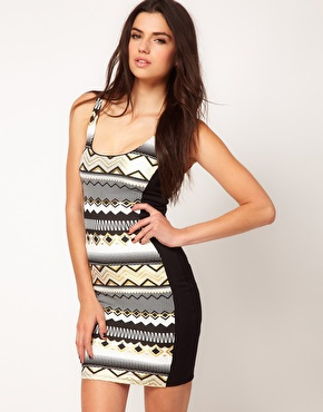 Fashion Trend: Aztec Prints and Tribal Patterns