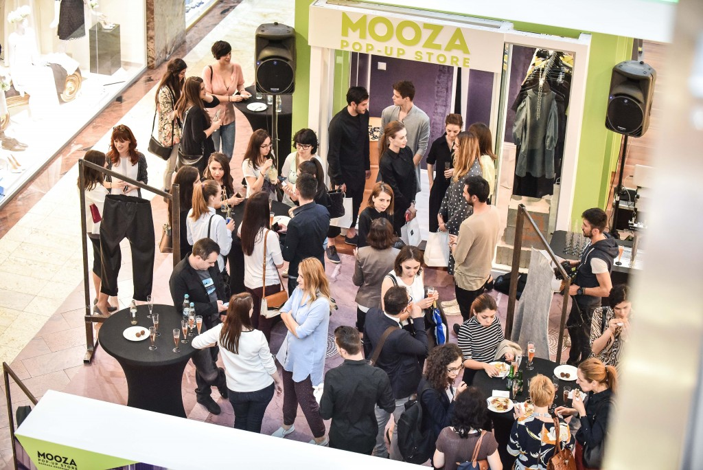 Eveniment MOOZA Pop-up store -Bluzat