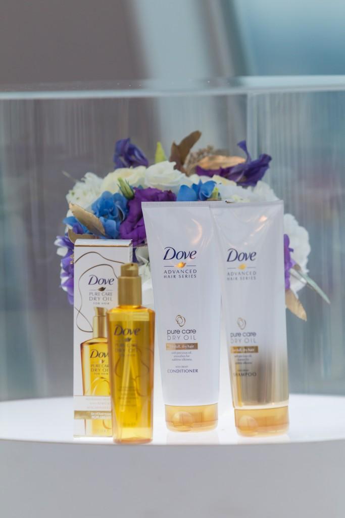 Eveniment lansare Dove advanced series