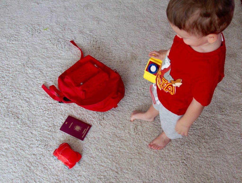 pasaport pentru copii