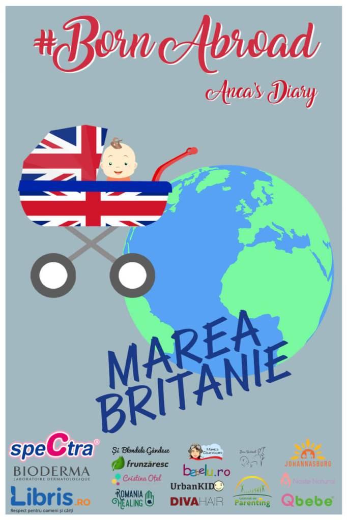 Born Abroad – Marea Britanie