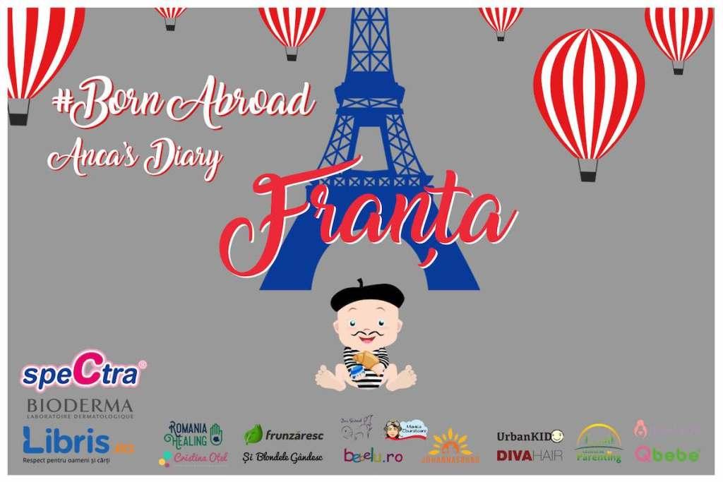 Born Abroad – Nașterea în Franța