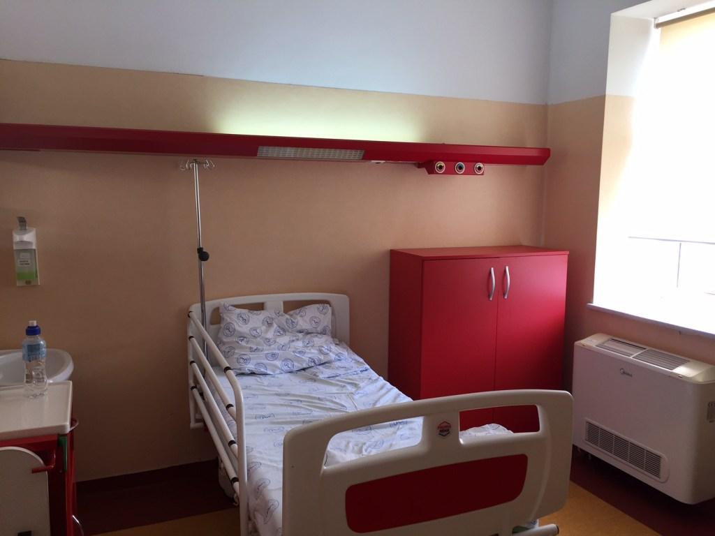 Spitalul Matei Balș – condiții impecabile și personal medical extrem de amabil