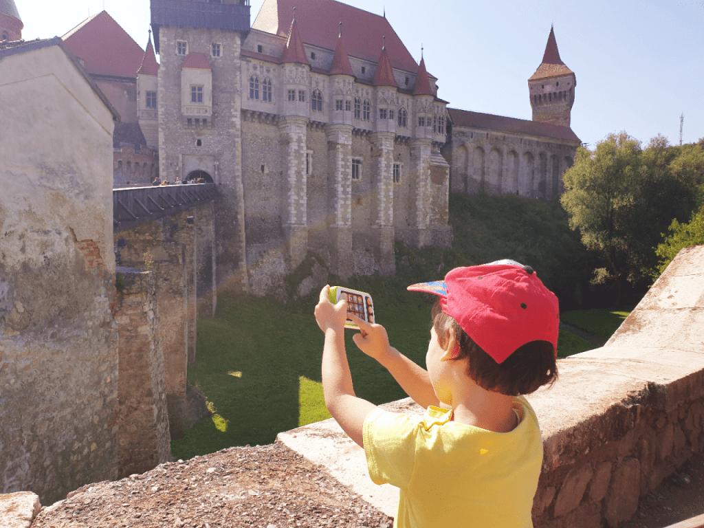 castelul corvinilor de la Hunedoara