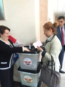 Citizen Voting