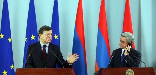 Jose Manuel Barroso Serzh Sargsyan dec1 2012
