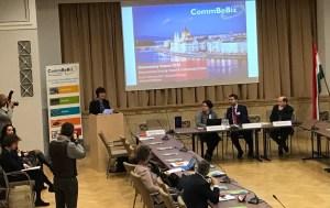 BIC Euronova acompaña a proyectos de investigación en su salida al mercado, en CommBeBiz Final Academy en Budapest