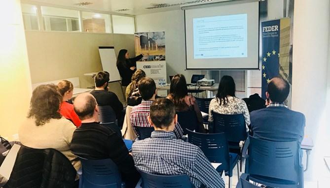 CEEIAragón celebra con éxito la jornada de presentación del proyecto Acelere-Startups