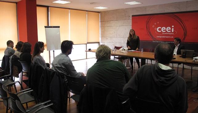 El CEEI de Guadalajara continúa con su intensa actividad en las últimas semanas
