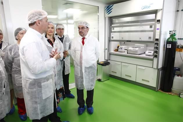 Certest Biotec, empresa CEEIARAGON, invierte 5 millones en sus nuevas instalaciones