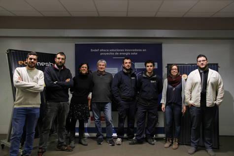 Endef Engineering, Empresa CEEIARAGON, para estar en la galería de Innovación de la feria Genera de Madrid