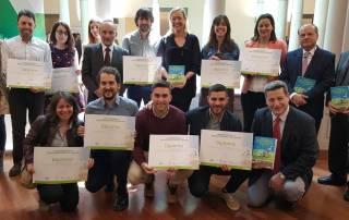 CEEIARAGON colabora en programas de emprendimiento social y agroalimentario