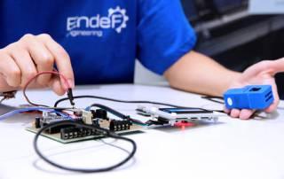 Endef, Empresa CEEIARAGON, comercializa sus paneles híbridos inteligentes