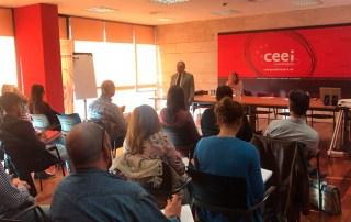 La propiedad industrial e intelectual centra una nueva jornada informativa del CEEI de Guadalajara