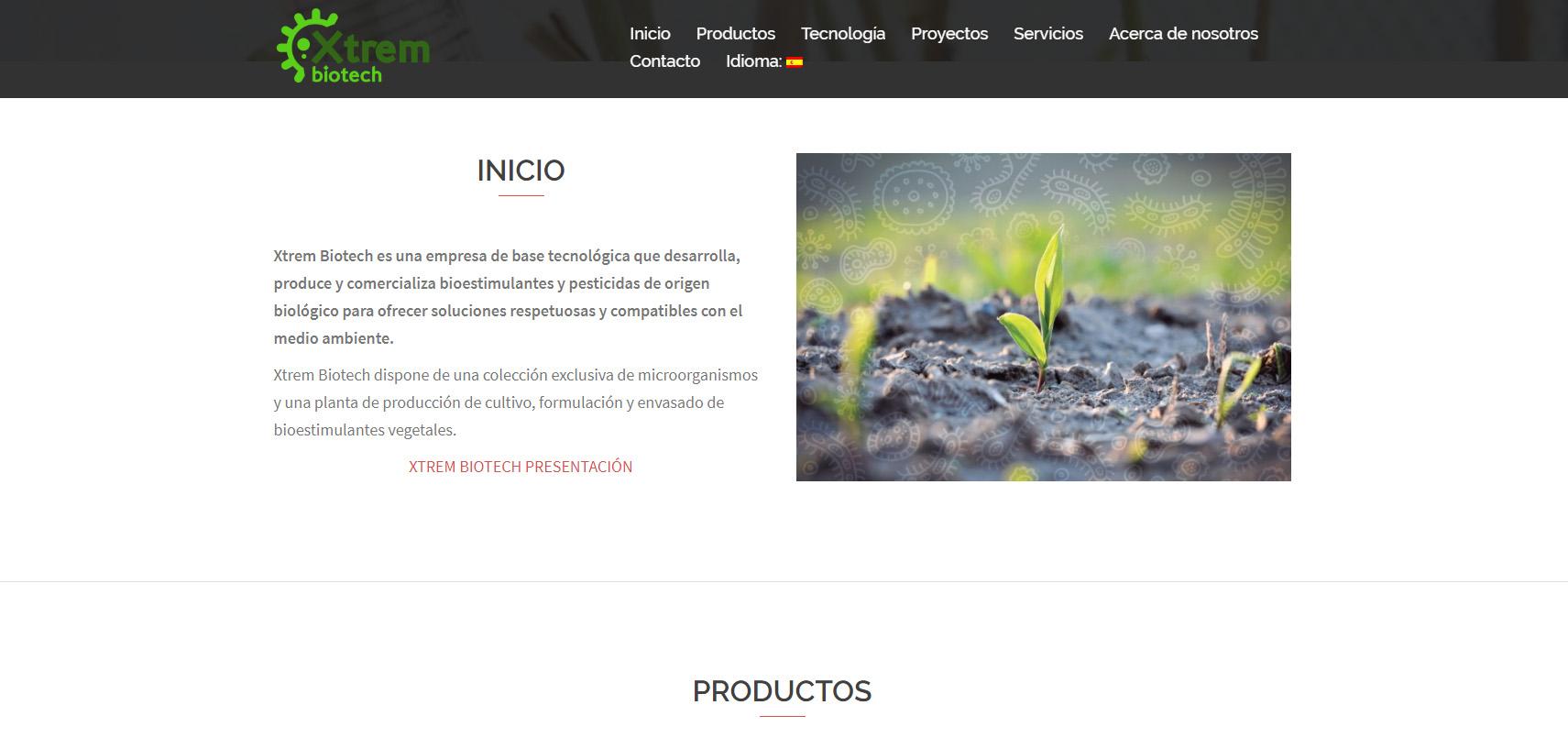 Xtrem Biotech, empresa ubicada en BIC Granada, seleccionada por TERRA como una de las 17 'startups' más innovadoras de todo el mundo