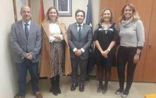 ANCES y OEPM analizan la marcha del proyecto europeo en el que participan conjuntamente
