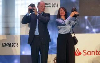 Certest Biotec, empresa CEEIARAGON, recibe dos reconocimientos de CEPYME
