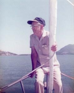 Tim, boating