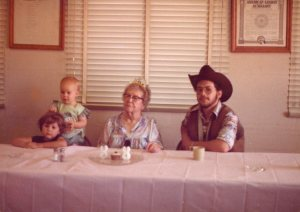 Alice Vans 88th birthday