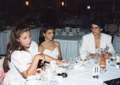 Dimatra, daughter, Melanie Weding