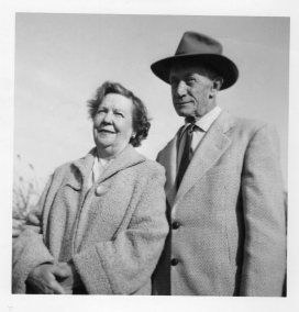 G'ma Van Horn & John Van Horn