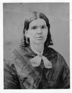 Sara White Ament, Tim's Great Great Grandmother