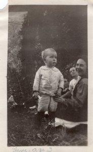 Tim, age 3