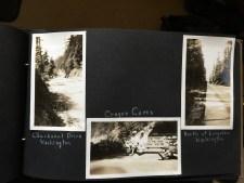 Chuckanut Drive, Washington, the Oregon Caves, and north of Longview, Washington