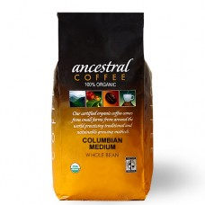 Columbian Medium Roast – Whole Bean 1lb Bags