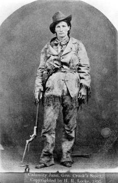 frontierswoman
