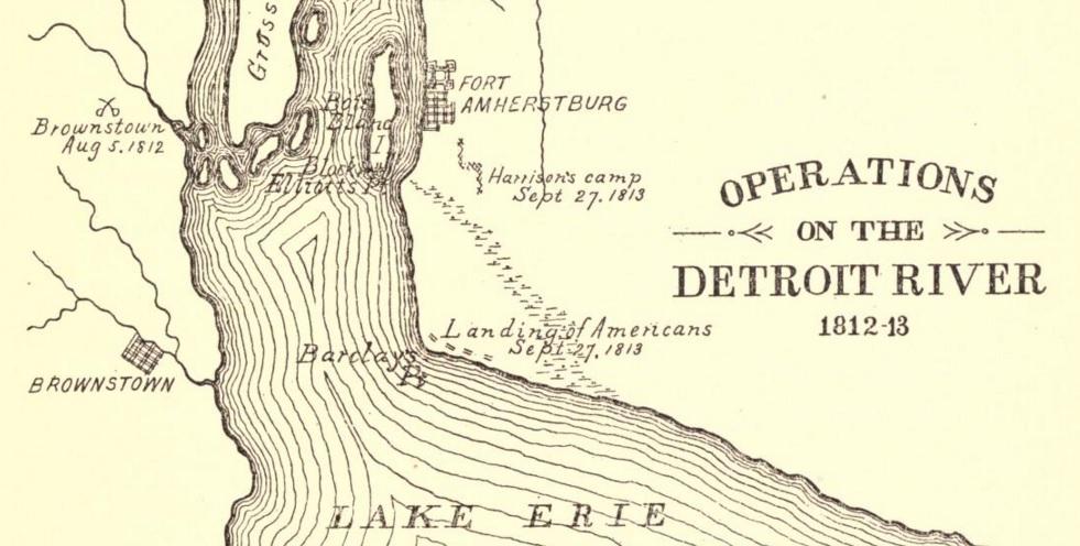 source: Richardson's War of 1812