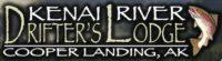 Kenai River Drifters Lodge Logo