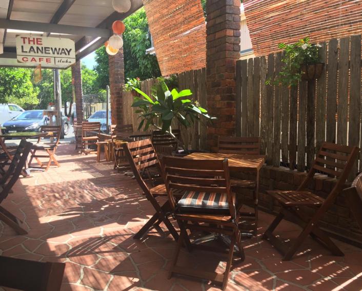 The Lane Way Cafe