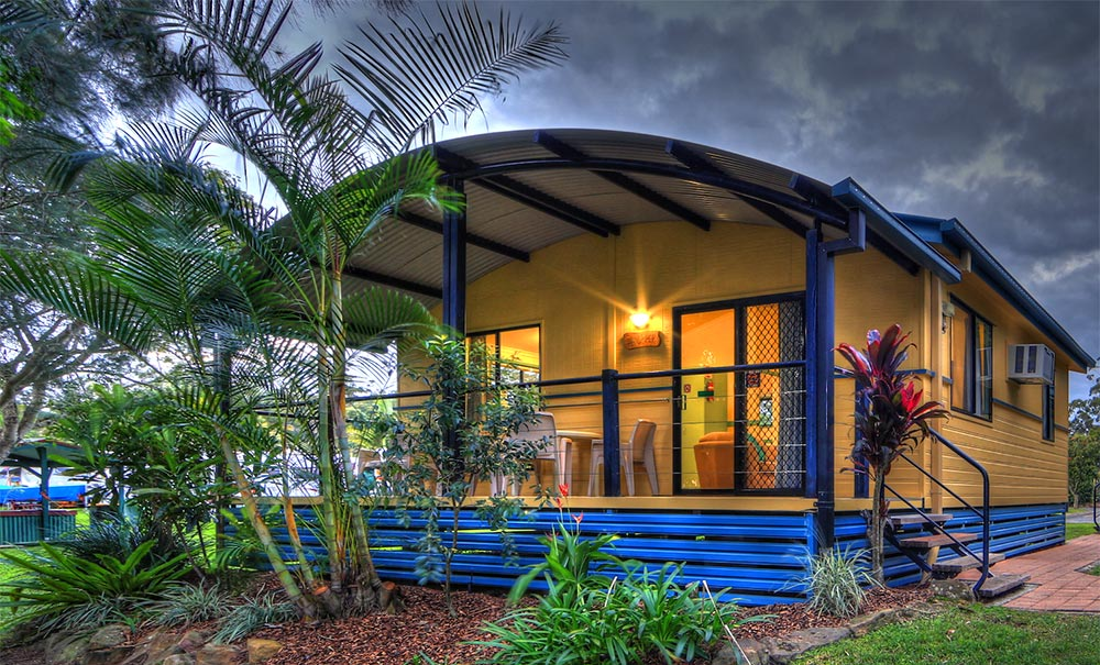 View the cabins available at Anchorage Holiday Park, the perfect accommodation when you are in Iluka or on the far north coast of NSW