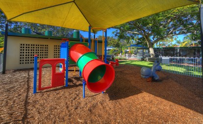 Anchorage Holiday Park in Iluka has facilities such as a children's playground, swimming pool, convenience store, free WIFI and a heated outdoor swimming pool.