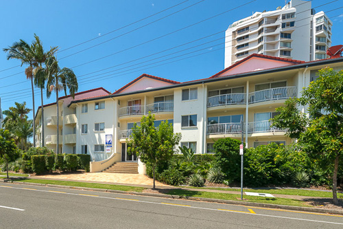 Gold coast accommodation apartments