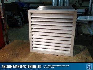 Sheffield air ventilation unit.
