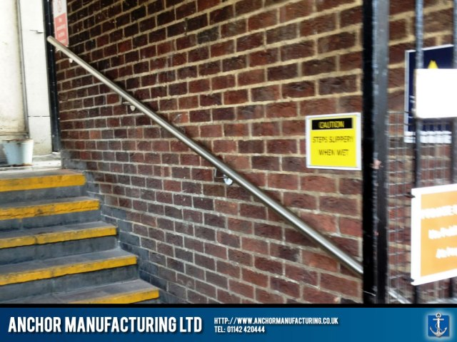 Chesterfield Handrailing