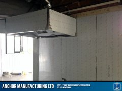 Kitchen canopy small