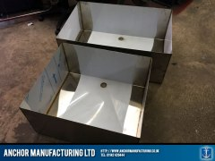Sink Fabrication