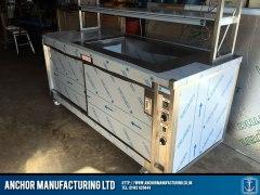 Fabricated Steel Hot Cupboard Sheffield