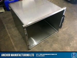pet kennel steel box frame