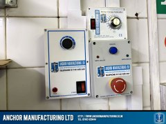 Kitchen Extraction Canopy Safety Control System
