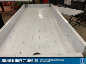 Stainless Steel Mortuary Table Length