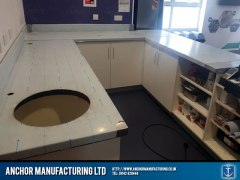 Stainless Steel Work Counter 3