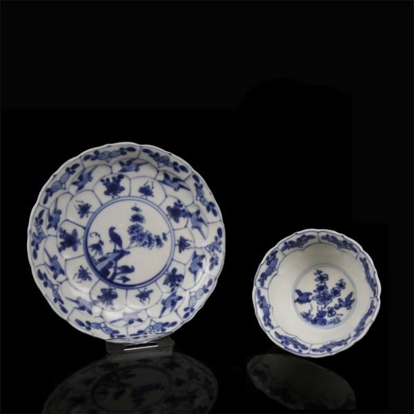 Kangxi Tea Set