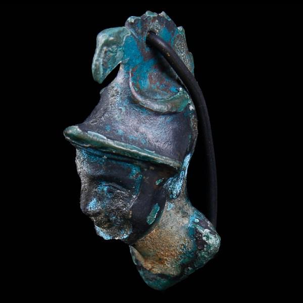 Roman Bronze Steelyard Weight