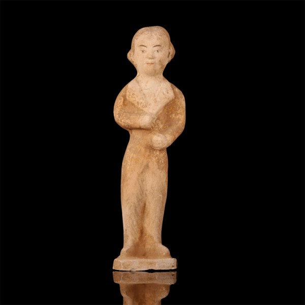 Tang Dynasty Groom Figure