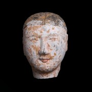 Han Dynasty Head Fragment