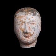 Han Dynasty Head Fragment